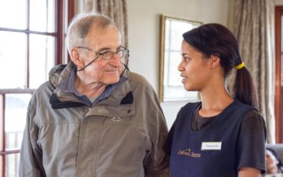 Tips to keep your home safe when caregiving for someone with dementia