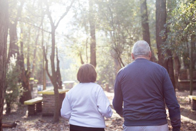 What causes wandering in people with dementia?