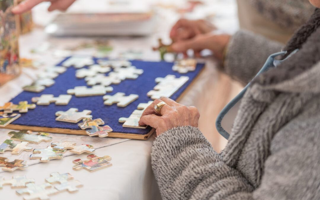 Finding long term care for dementia patients